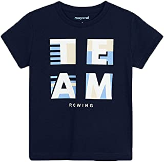 Mayoral Camiseta estampada para niño.