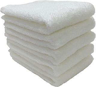 今治タオル ブランド認定 スーピマ綿 しっとりなめらか 今治エコハンドタオル 5枚組 33×35cm