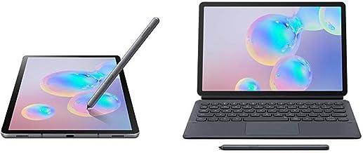 "Tab S6 10.5"", 128GB WiFi Tablet Mountain Gray - SM-T860NZAAXAR + Keyboard Case"