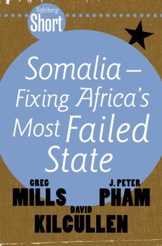 Tafelberg Short: Somalia - Fixing Africa's Most Failed State (English Edition)