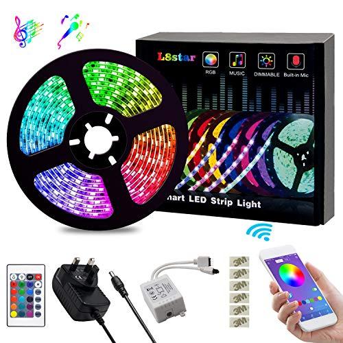 LED Strips Lights, L8star Color Changing...