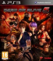 Dead or Alive 5 (PS3) (輸入版:EU)