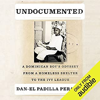 Undocumented audiobook cover art