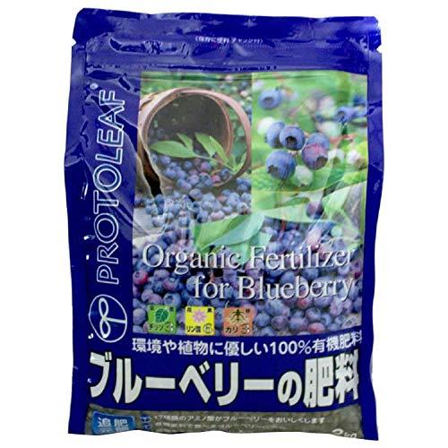 植物を丈夫にするセリン配合! プロトリーフ ブルーベリーの肥料 2kg×10セット 〈簡易梱包