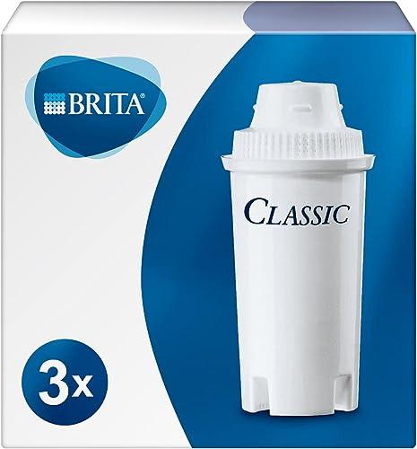 BRITA Pack de 3 filtres Classic