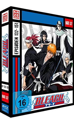 Bleach TV Serie - Box 7 - [Blu-ray]