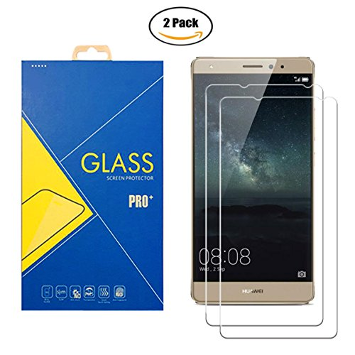 ILeaf [2 Pack] Pellicola Vetro Temperato Compatibile Huawei Mate S / CRR-L09 - Schermo Antiurto Antigraffio