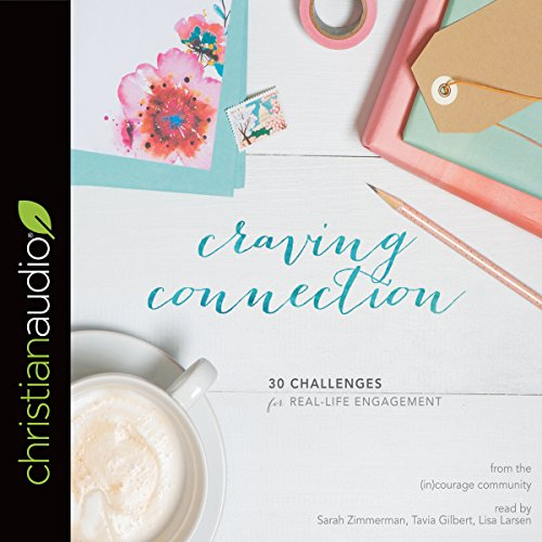 Craving Connection audiobook cover art