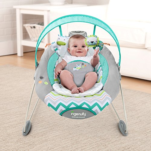 51zbKbMmitL The Best Ingenuity Baby Swings for 2021 [Compared & Review]