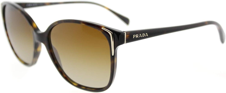 Prada Sunglasses - PR01OS / Frame: Havana Lens: Polar Brown Grad