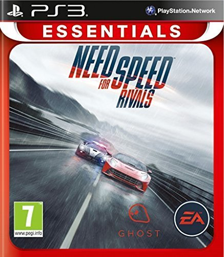 Ps3 Need for Speed Rivals (Eu)