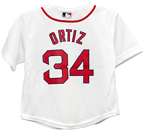 David Ortiz Boston Red Sox Cool Base Home Infant Replica Jersey 24 Months