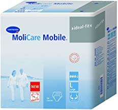 Molicare Mobile Protective Underwear, Large - 56/Case