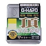 がまかつ(Gamakatsu) シングルフック ザ・ボックス Gハード 頂 (いただき) 7.5号 84本 68451