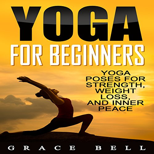 Yoga For Beginners cover art
