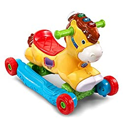 Vtech Top Rated Toys for Preschoolers Rock and Gallop Pony