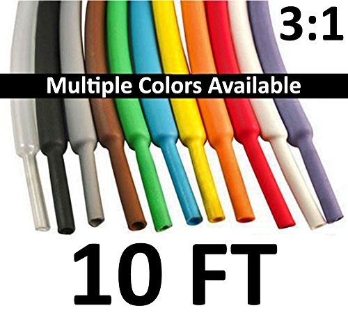 Top 15 electrical shrink tubing white for 2020