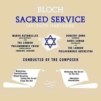 Bloch: Sacred Service