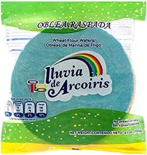New 300922 Arcoiris 4.3Z Oblea Bag Raspada (37-Pack) Hispanic Candies Cheap