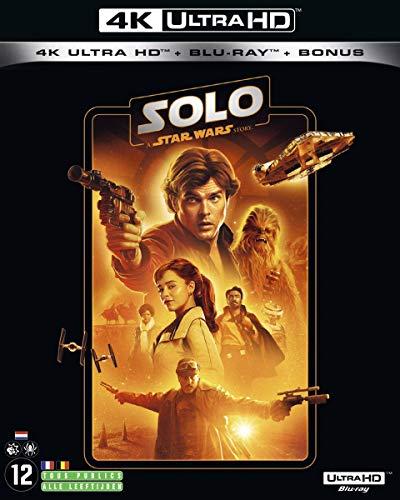 Solo : A Star Wars Story [4K Ultra HD Blu-Ray Bonus]