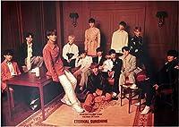 【公式ポスター】SEVENTEEN - YOU MADE MY DAWN (6TH MINI ALBUM) OFFICIAL POSTER [Type-B] サイズ 60 x 43 cm [ポスター専用ケース] [韓国製]
