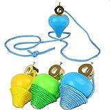 Bluelover 5 X 8.5 Cm Swing Cuerda Gyro Broken Puzzle Tradicional Nostálgico Juguetes De Los Niños Juguetes De La Parada Giroscopio Bebé Juguetes