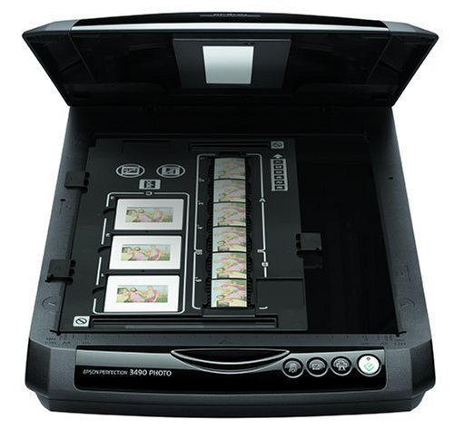 Why Choose Epson Perfection 3490 Photo Scanner (Renewed)