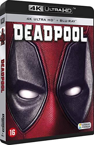 4K Deadpool [Blu-Ray]