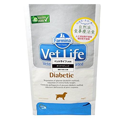 Farmina - Vet Life Canine Diabetic - 1092-2 kg