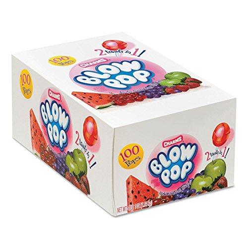 Charms Blow Pop Assorted - 100 ct. - Scs
