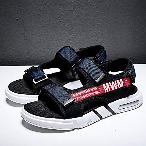 Tanxianlu Heren Zomer Sandalen Mannen Outdoor Beach Schoenen Blauw Grijs Strand Man Sneakers Sandalen Mannen