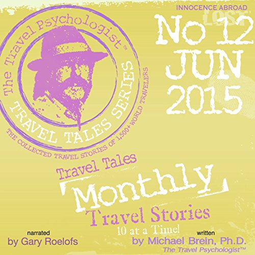 Travel Tales Monthly: No. 12 June 2015 Titelbild