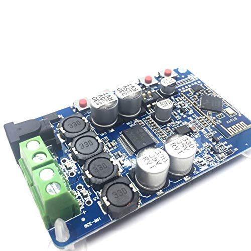 5pcs Wireless Bluetooth 4.0 Audio Receiver Digital TDA7492P 50W+50W Amplifier Board with Best Quality
