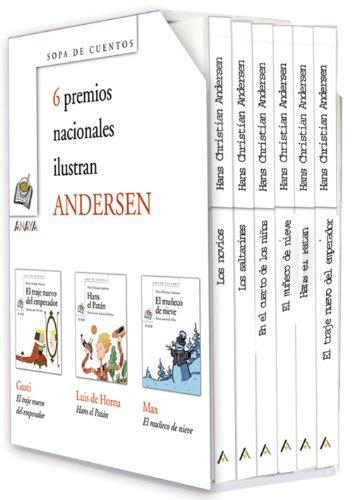 Seis premios nacionales ilustran a Andersen / Six National Awards Illustrate Andersen