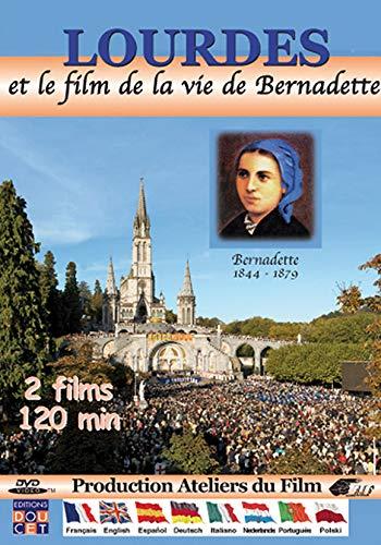 Lourdes : le film de Bernadette [Francia] [DVD]