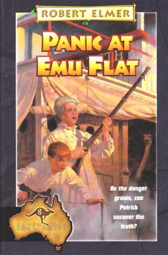 Panic at Emu Flat (The Adventures Down Under Book 8) by [Robert Elmer]