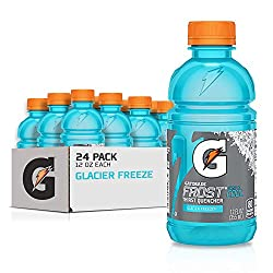 gatorade thirst quencher, glacier freeze