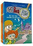Pack Los BuscaPistas: El caso del castillo encantado   El caso del librero misterioso   El caso del robo de la Mona Louisa (Los BuscaPistas 1-3): 105294 (Serie Los BuscaPistas)