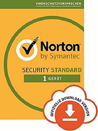 Norton Security Standard | 1 Gerät | PC/Mac/iOS/Android |Abonnement mit Amazon