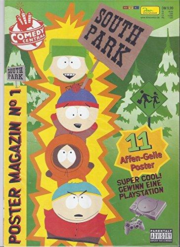 South Park. Das Poster- Magazin 01