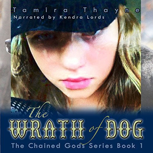The Wrath of Dog audiobook cover art