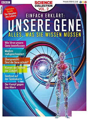 BBC Science Collection Vol. 2 - Einfach erklärt: UNSERE GENE: Alles, was Sie wissen müssen