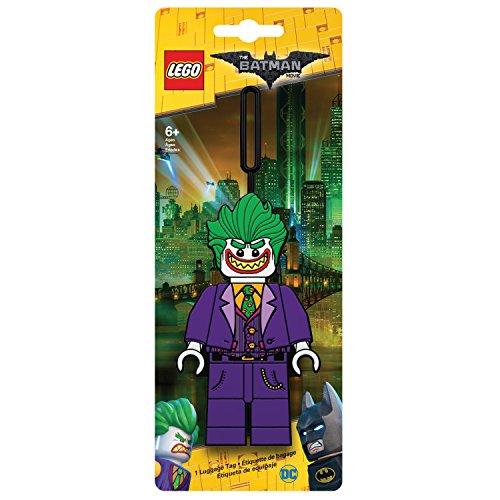 LEGO Batman Joker Luggage Tag
