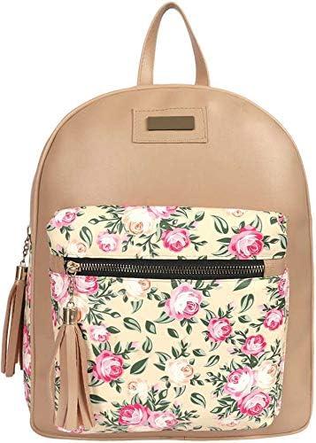 NUKAICHAU Women's Girls Fashion Super intense SALE Popular brand in the world PU Mini Casual Backpack Leather