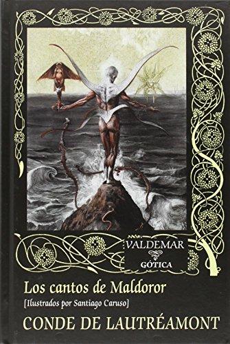 Los cantos de Maldoror: 100 (Gótica)