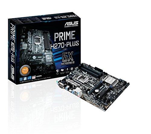 ASUSTeK Intel H270搭載 マザーボード LGA1151対応 PRIME H270-PLUS 【ATX】