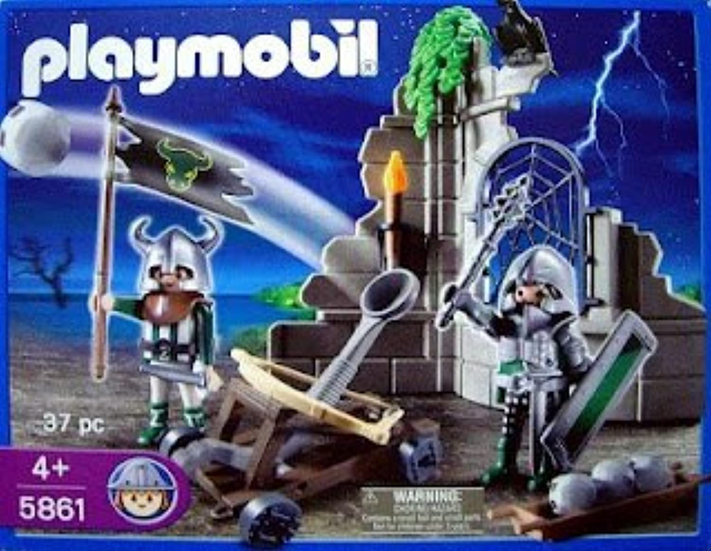 Playmobil Knights Set  5861 Knights Ruin