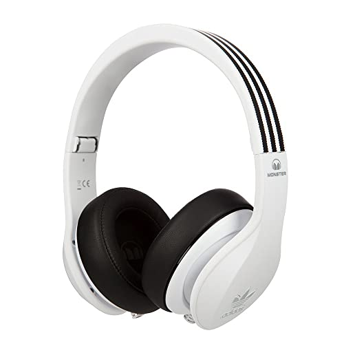 Palabra Monografía robo  Monster Adidas Headphones: Amazon.com