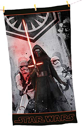 Global Labels Star Wars The Dark Side II Strandtuch Velours 75 x 150 G 104 400 SW14 100
