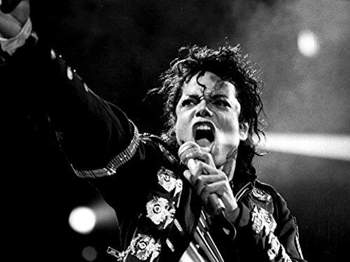 bribase shop Michael Jackson poster 36 inch x 24 inch A